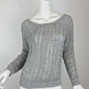 American Eagle Outfitters Ribbon Sweater